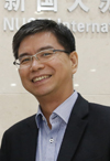HUI Kwok Leong, Associate Director of NUSRI