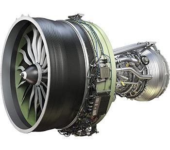 GE9X - 用于波音777X系列宽体客机,预计2020年投入运营