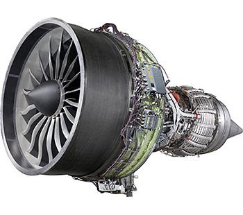 "GEnx - 用于波音787""梦想""宽体客机,2011年开始投入运营"