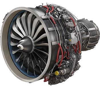 LEAP - 与赛峰集团联合研制,用于波音737MAX、空客A320neo、中国商飞C919窄体客机,预计2016年投入运营