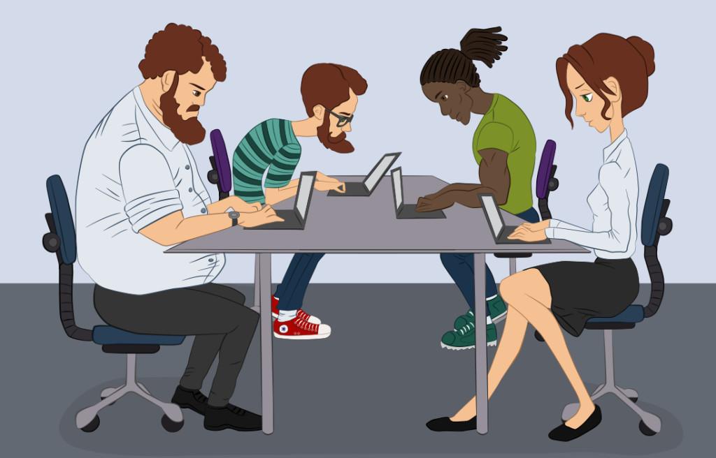 Hackathon-cartoon-Irina-Bezyanova-Shutterstock-1024x656
